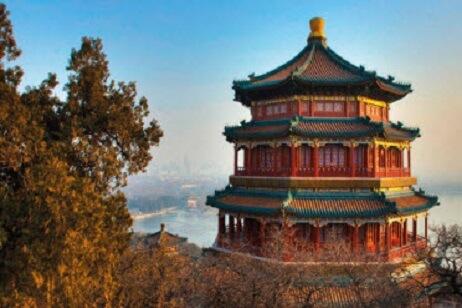 Sommarpalatset i Peking
