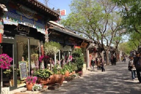 Hutongerna i Peking