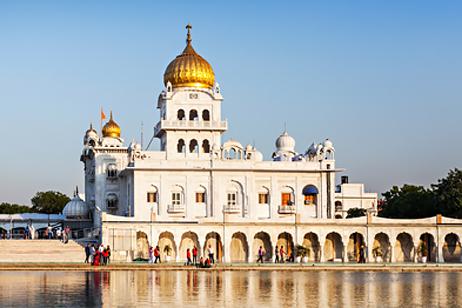 Sikh-templet, Indien
