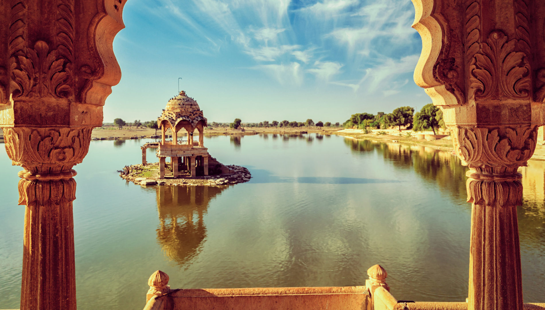 Indien, ett kontrasternas land!