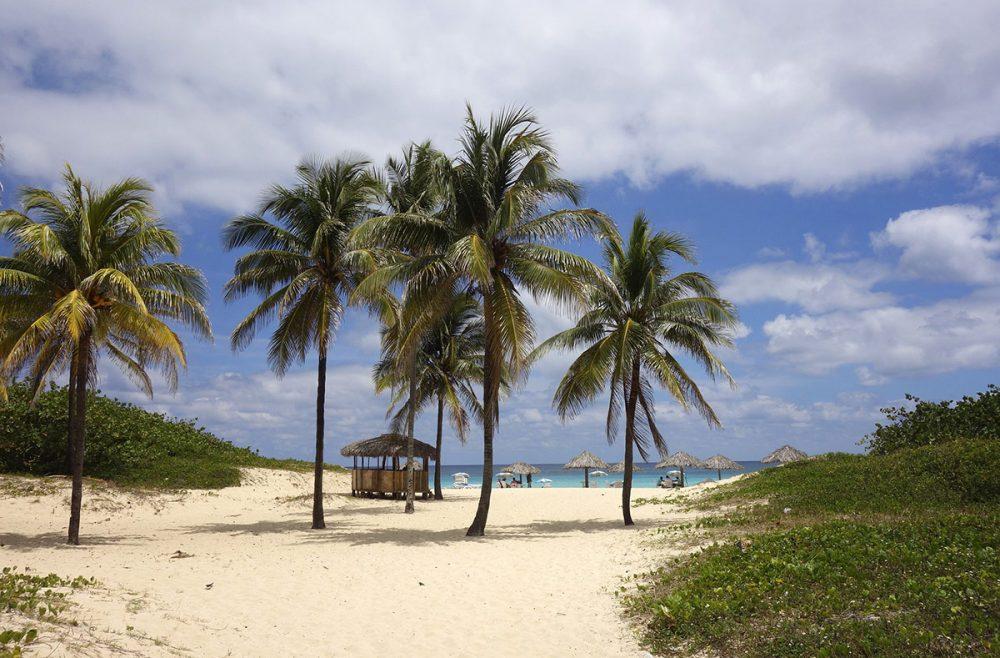 Varadero beach, Kuba