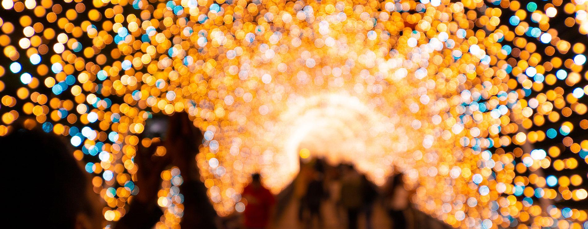 Julen i Asien
